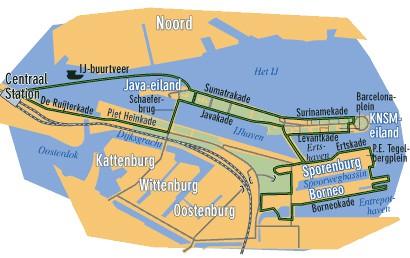 route-amsterdam