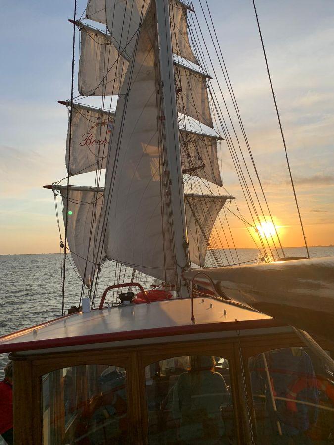 Zeilschip Bounty Horizon