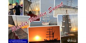 MarkerWadden Sunset Bounty Zeil Evenement