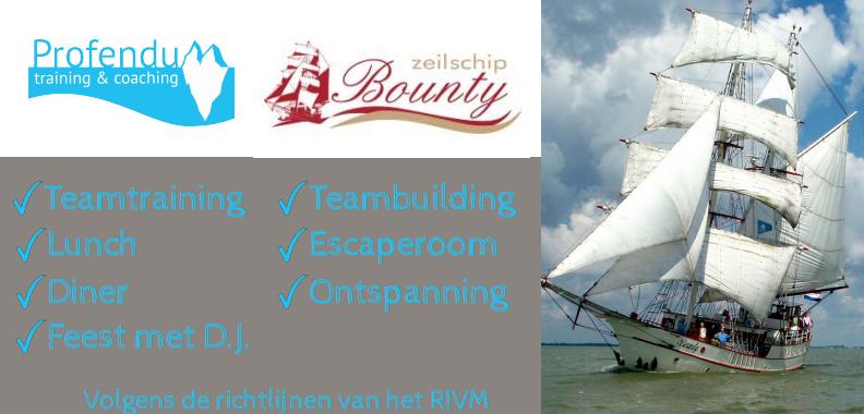 Profendum Teamuitje teambuilding