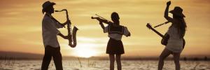Muzikaal Zeilen met Bounty