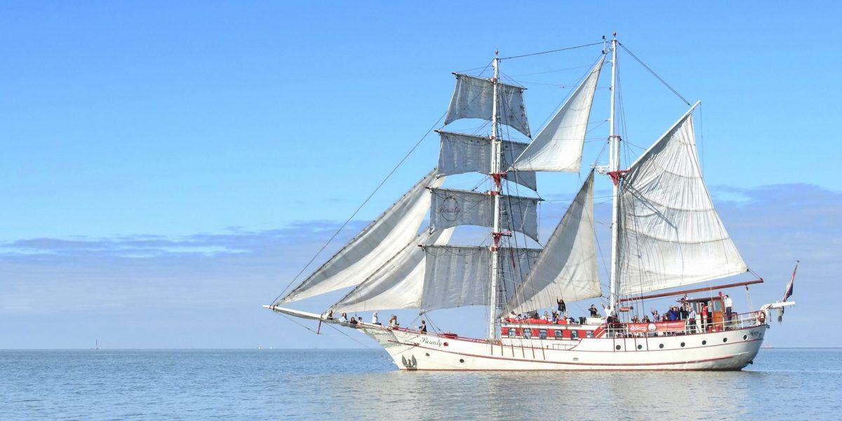 Zeilschip Bounty mag weer varen