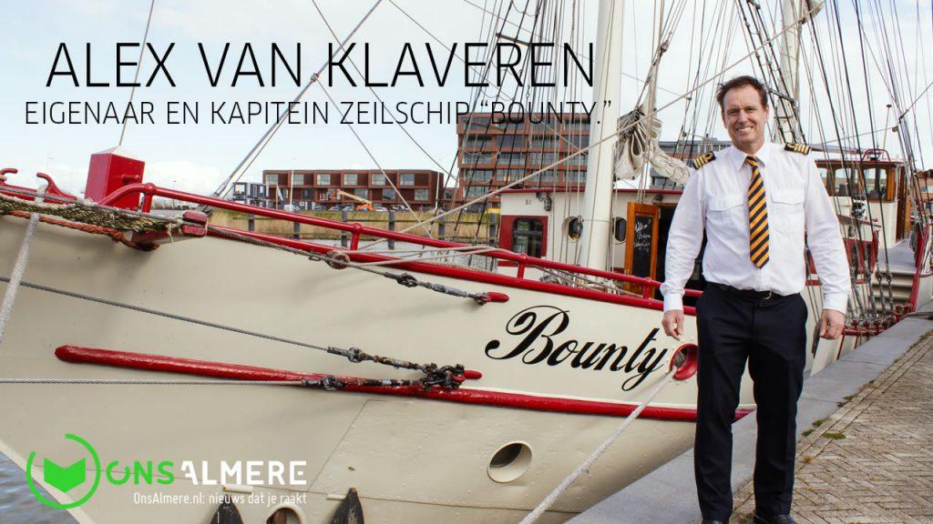 Interview @OnsAlmere Alex van Klaveren
